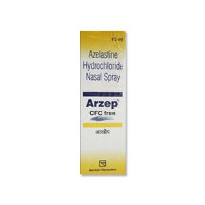 Arzep 10ml Azelastine Nasal Spray