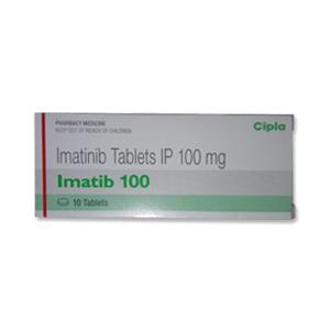 Imatib 100mg - Imatinib