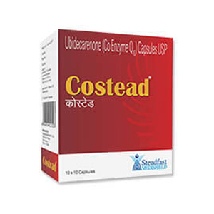 Costead Ubidecarenone 100mg Capsule