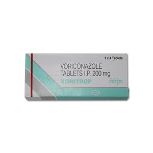 Voritrop Voriconazole 200mg Tablet