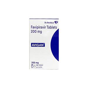 Avigan 200mg Favipiravir Tablet
