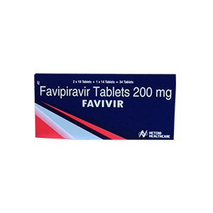 Favivir 200mg Favipiravir Tablet