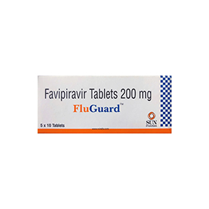 Fluguard 200mg Favipiravir Tablet