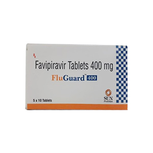 Fluguard 400mg Favipiravir Tablet
