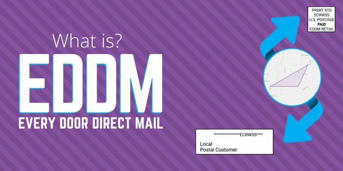 what is eddm