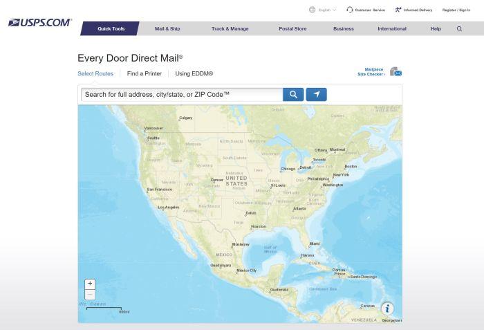 eddm mapping tool