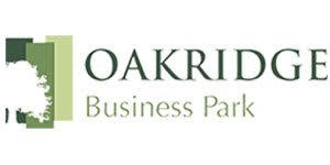 oakridge business park website development