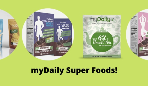 myDaily Super Foods and weight loss
