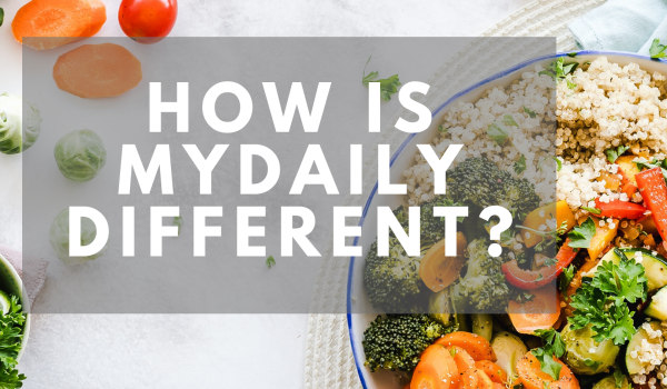 How myDaily Compare with other services?