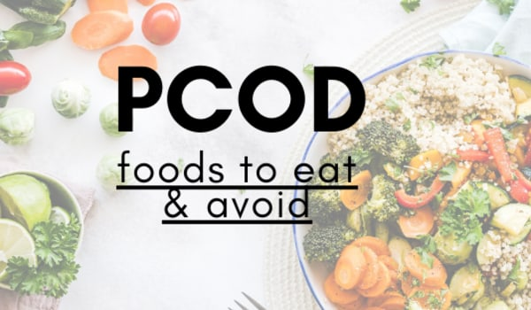 Foods & PCOD