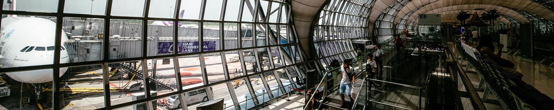 luchthavenvervoer in duitsland