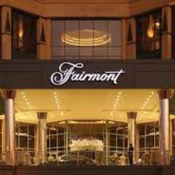 Hotel Fairmont Jakarta Myfiest