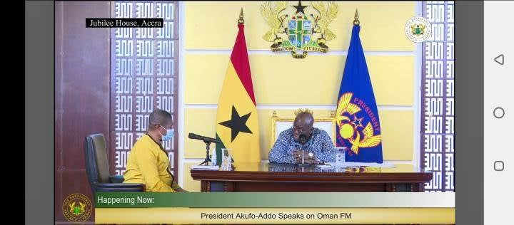 I WANT GHANAIANS TO HAVE FAITH IN ME FOR BEING TRUTHFUL AND A MAN OF HIS WORD - PREZ AKUFO-ADDO