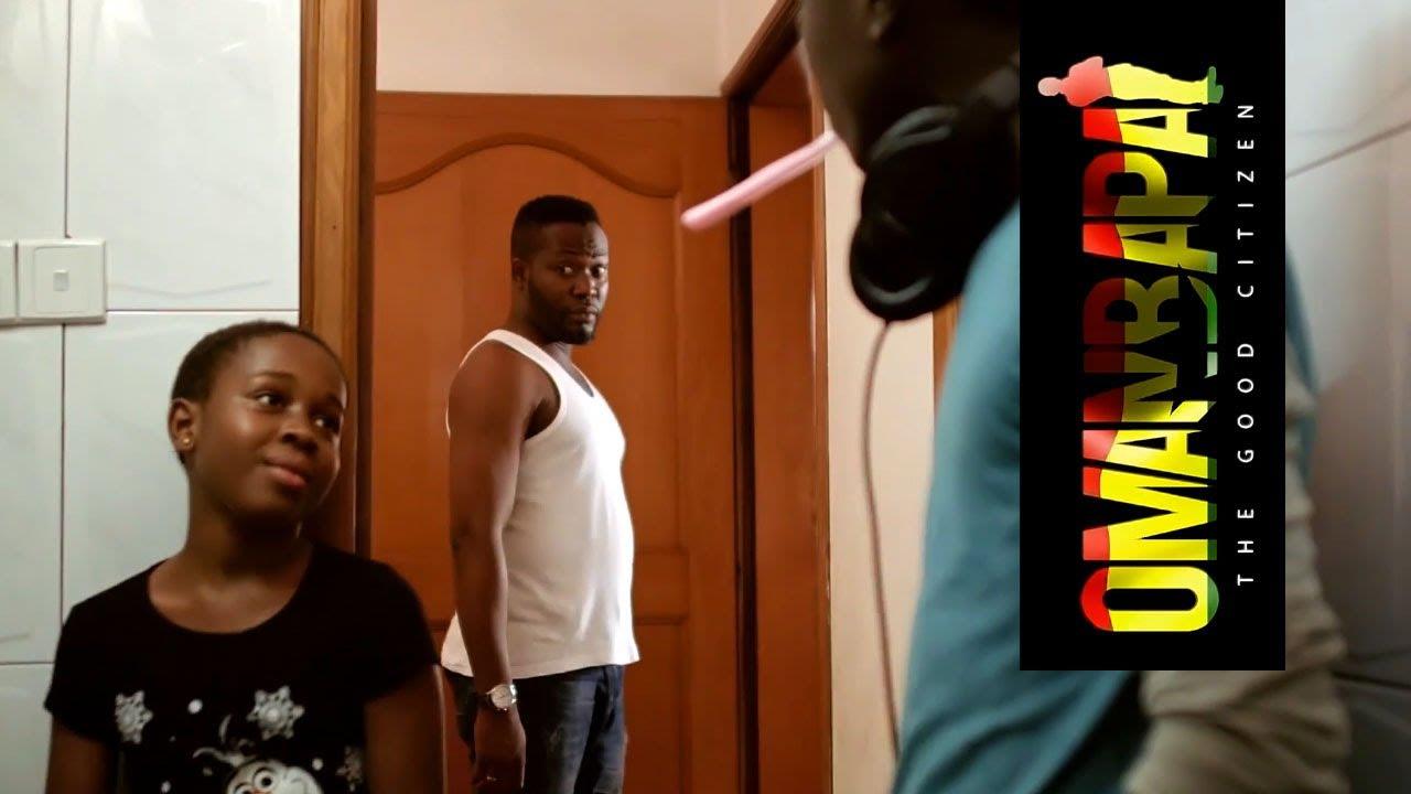 Omanbapa - Episode 4 - Ambitions   TV SERIES GHANA
