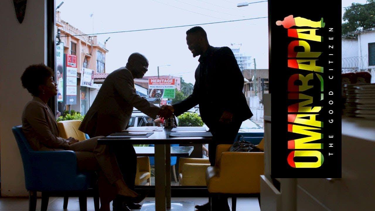 Omanbapa - Episode 5 - The Investors   TV SERIES GHANA