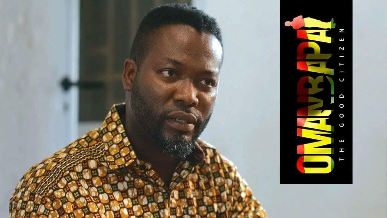 OMANBAPA – Episodes 1 + 2 – PAYING THE PRICE + FRAMED   TV SERIES GHANA