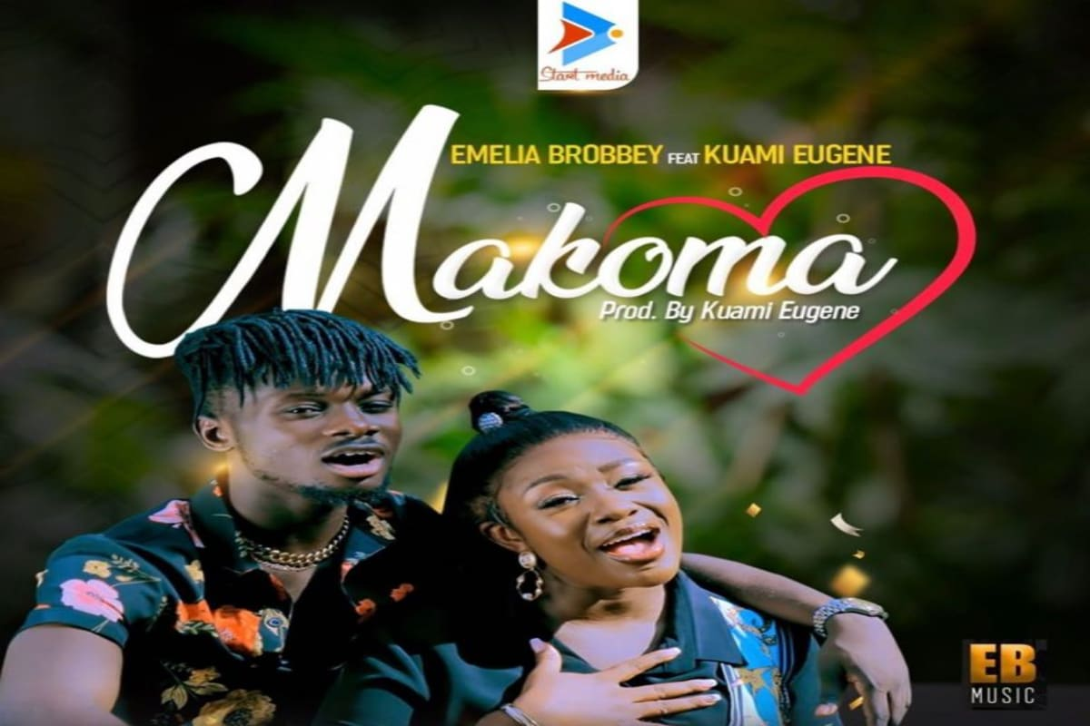Check It Out: Emelia Brobbey Release Visuals For Makoma Featuring Kuami Eugene