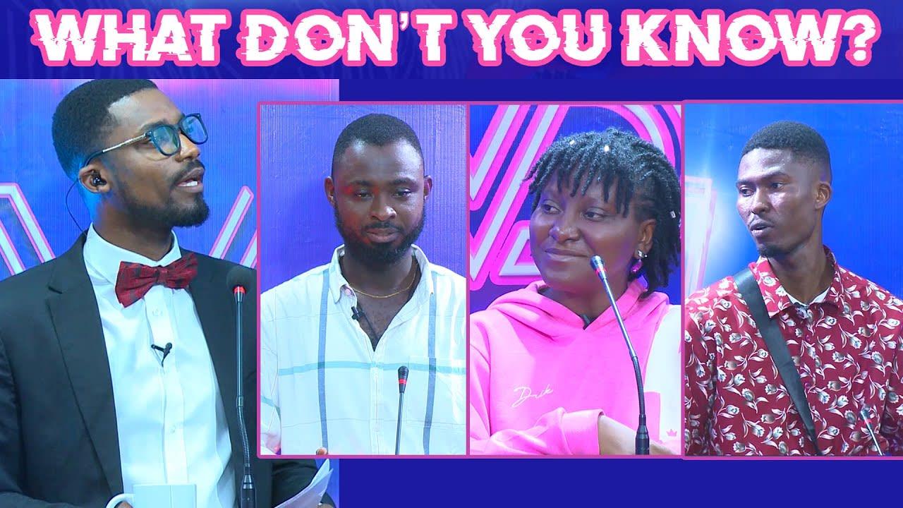 What Don't You Know? Kwadwo Ghanaian Vs Ewurama Osei Vs Collins K. Duah