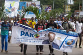 Congo election in turmoil after opposition candidate hospitalised with COVID-19