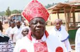 Bishop JY Adu warns Akufo-Addo about spiritual implication of fighting galamsey again