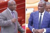 Osei Kyei-Mensah-Bonsu clashes with Haruna Iddrisu over govt appointments