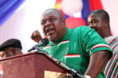 Koku Anyidoho threatens to walk off live interview at the mention of estranged wife