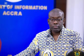 There is possibility of a lockdown - Oppong Nkrumah