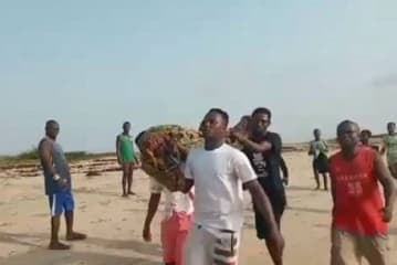 Apam drowning: Remains of 13th victim washed ashore
