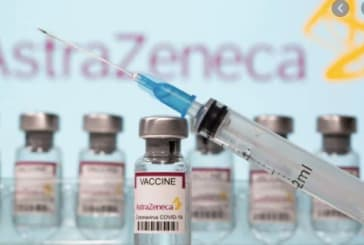 Coronavirus: First consignment of 600,000 vaccine doses exhausted