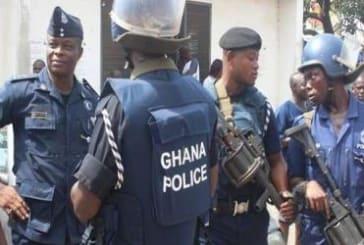 Tarkwa Police Command arrest 37 Nigerians over robbery