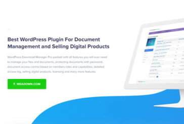 WordPress Download Manager Pro 5.3.3 Nulled + Addons