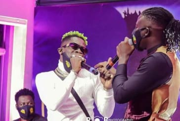 Don't steal my shine in comedy too- Shatta Wale begs Stonebwoy