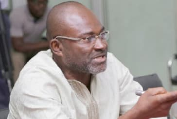 Ansu Gyeabuor is not the one in circulation on social media – Kennedy Agyapong