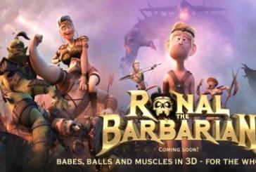 Ronal The Barbarian - Full movie