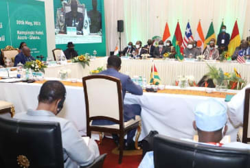 ECOWAS suspends Mali over coup