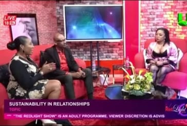 The Red Light Show: Sustainability In Relationships 17/06/2021
