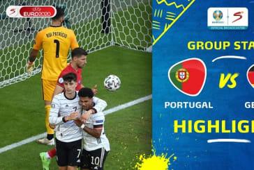 Highlight: UEFA Euro 2021 | Group F | Portugal v Germany - All Goals