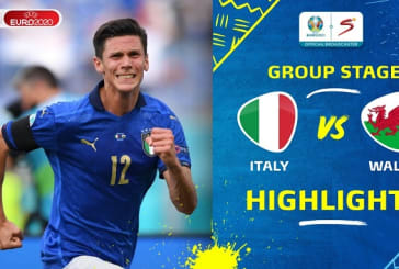 Highlight: UEFA Euro 2020 | Group A | Italy v Wales - All Goals