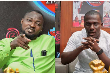 Don Little Destroyed Me To A Rich Man Who Wanted To Give Me Gh30,000 - Funny Face Tells Everything