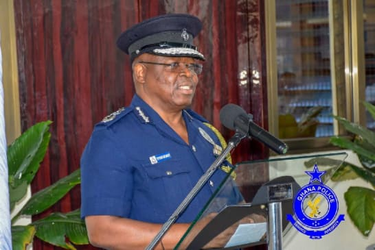 The extortion is too much! - Allotey Jacobs reports Cape Coast police to IGP