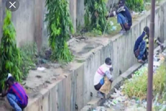 14 arrested for engaging in open defecation in Sekondi-Takoradi