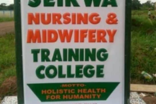 Robbers terrorise female students of Seikwa Nursing/Midwifery College