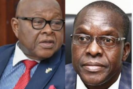 Mike Oquaye or Alban Bagbin: Who becomes Ghana's next Speaker of Parliament?
