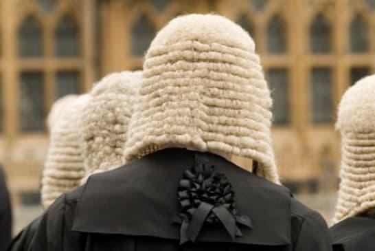 Judges, Lawyers look like cartoons when wearing wigs - KSM