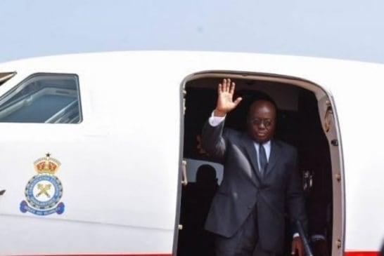 Akufo-Addo represents ECOWAS at Congo president's investiture
