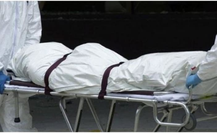 Dead body wakes up while being prepared for burial