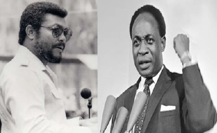 Rawlings can never be compared to my father – Sekou Nkrumah boasts