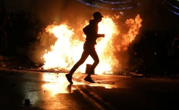 Dozens injured in East Jerusalem clashes