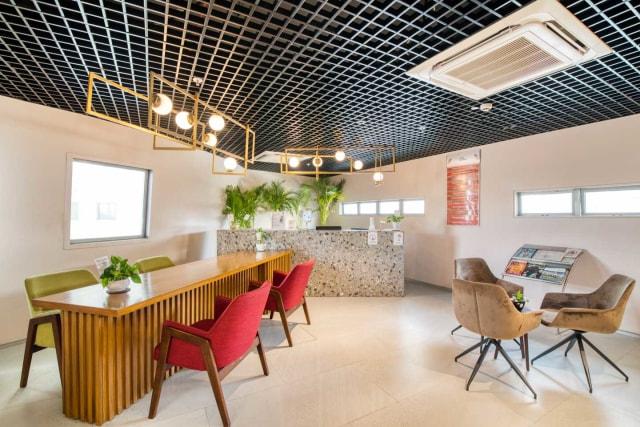 Vatika Business Centre FIP