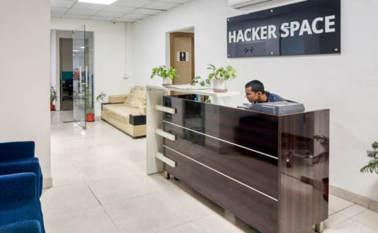 Noida Best Coworking spaces, office spaces and work cafes